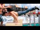 Russian world champion Vladimir Sadkov, Workout and Calisthenics