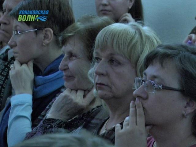 В конаковской музыкальной школе прошел сольный концерт Валерия Иванычева