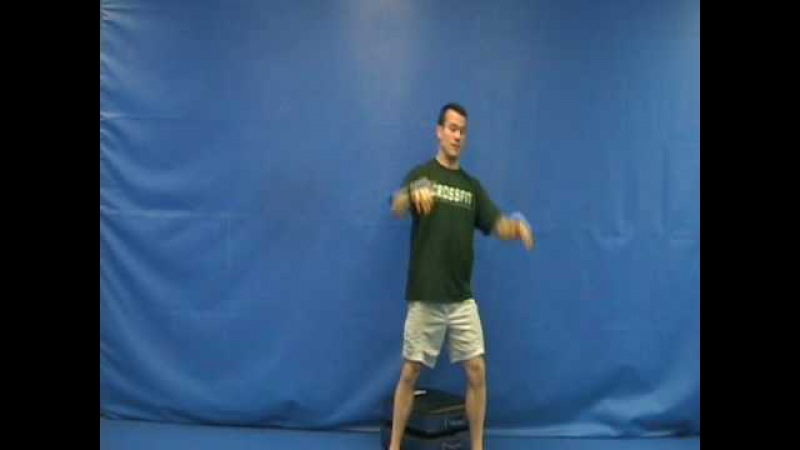Jerry Hill's CrossFit Tip; Barbell Thruster