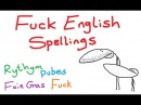 Why I HATE English Spellings Extra Deleted Scenes At End