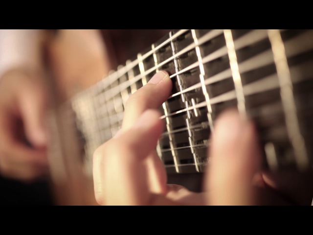 Yine mi Çiçek - Microtonal Guitar - Ara Dinkjian - Invisible Lover