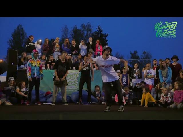 Summer Groove Dance Camp Jeka Baryshev