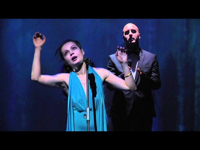 14 сент. 2013 г. Дмитрий Янковский и Елена Заставная - The Phantom of the Opera.