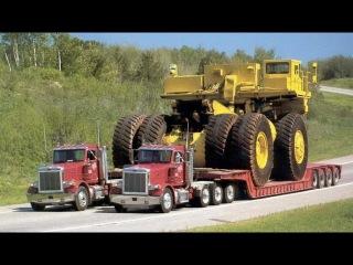Самые большие грузовики в мире   Biggest Trucks in The World
