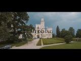 Свадьба в замке Чехии.Павел и Екатерина