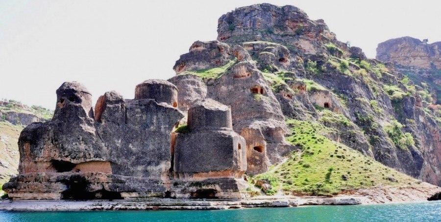 эгиль турция замок гробницы