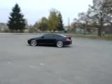 BMW 650i Burn OUT  Drift