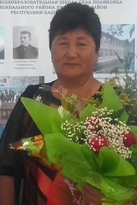 Сулейманова Наиля