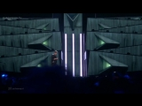Justs - Heartbeat (Latvia) Grand Final Eurovision Song Contest 2016