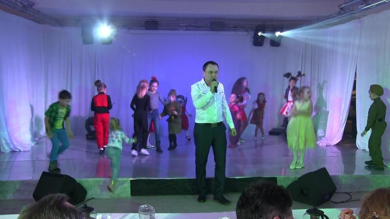 Андрей Голубев и дети - Сто друзей (Полная импровизация:)