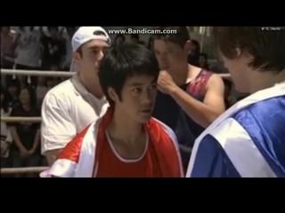 Брюс Ли против Дэвида Кефера(Вин чунь VS Бокс)
