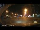 Авария на перекрестке Красный Проспект и ул Фрунзе