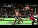 Killer Elite Squad (c) vs. Go Shiozaki & Maybakh Taniguchi (NOAH 31916) Korakuen Hall
