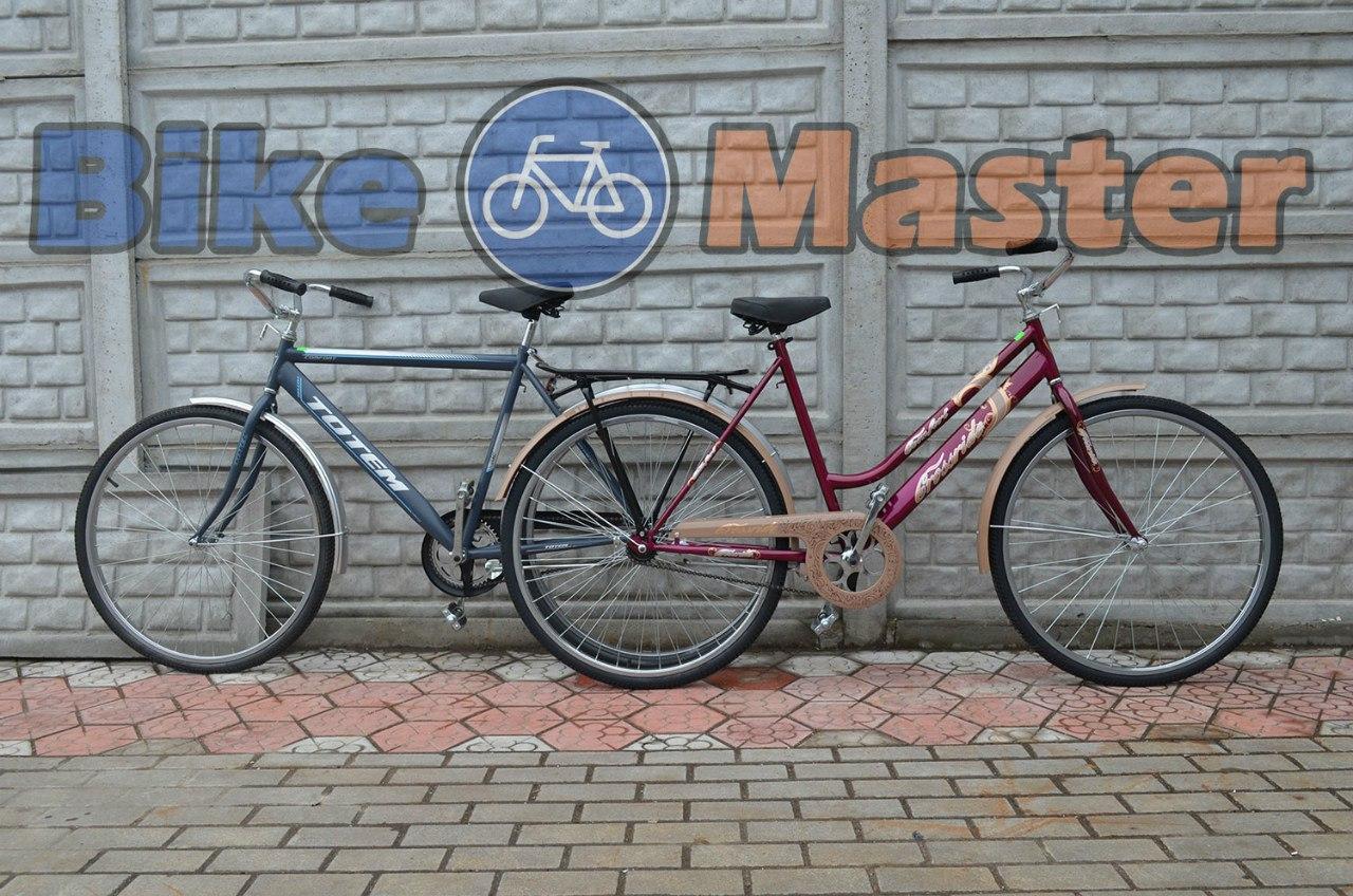 Totem Comfort. Обзор дорожного велосипеда