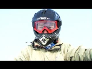 Зимний тест драйв снегохода Arctic Cat BearCat 570 xt