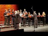 Смешанный хор фестиваля