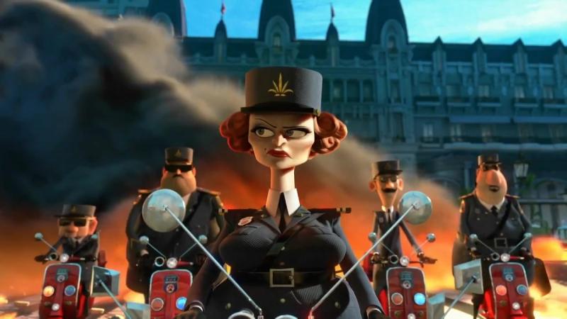 Мадагаскар 3 (2012 г) - Русский Трейлер