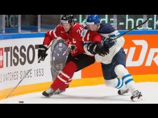 Канада - Финляндия - Чемпионат мира по хоккею 2016
