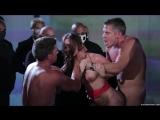 Жесткое порно  hard-porn.mobi  Lily Carter и Lily LaBeau жестко пустили по кругу Anal, gangbang, hardcore, deepthroat