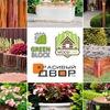 Ландшафтный дизайн, Красивый Двор, Woodline