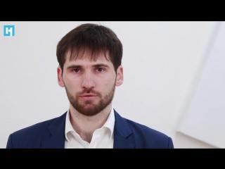 Лидер дагестанских дальнобойщиков до задержания. Пресс-конференция в Новой газете