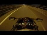 Разгон до 300+ км/ч на Suzuki GSX1300R в Сочи   Мужской Сочи