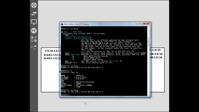 4 VyOS_Vyatta VLANs Sub-Interfaces Static Routing and OSPF