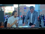 Brittney Griner signs contract extension with Mercury on 'Suns Live!'