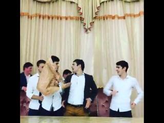 Весёлая кавказская свадьба