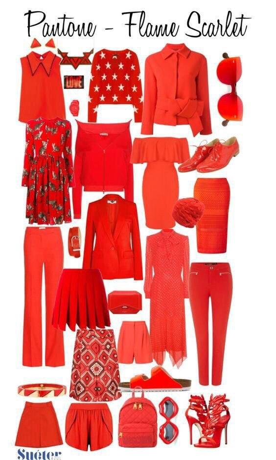 Red какой это цвет