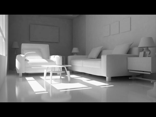 Vray simple daylight rendering 3ds max beginner tutorial