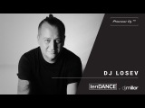 tenDANCE show w DJ LOSEV @ Pioneer DJ TV Moscow