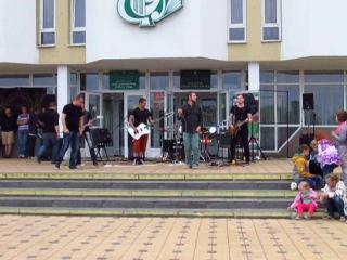 Огненные вороны день рождения, концерт в Лиде часть 7
