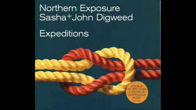 Sasha Digweed Northern Exposure Expeditions CD2