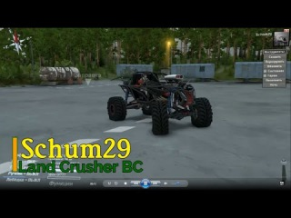 Spintires Land Crusher BC