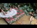 DT Scrapbumazhka Мини альбом для фотографий Flora Carta Bella