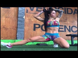 Angelica Hernandez: The flexibility my dear