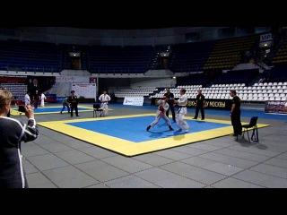Красивое завершение схватки спортсмена из Магнитогорска