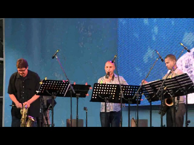 Axis Quartet in Moscow