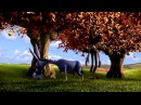 Фермер и Осел! Смешной мультик про ленивого осла Farmer and donkey ! Funny cartoon