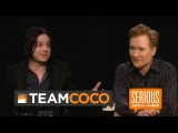 Rocker Jack White - Serious Jibber-Jabber with Conan O'Brien