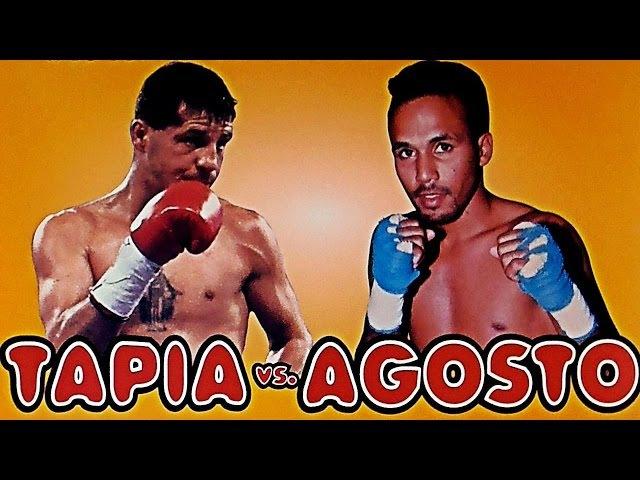 1997-12-13 Johnny Tapia vs Andy Agosto (Гендлин   НТВ Спорт) [13.12.1997]