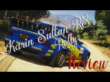 Karin Sultan RS - Rally - GTA 5 online - review