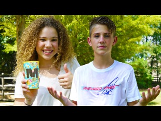 RAPID WATER TRIVIA! (MattyBRaps vs Madison Haschak)