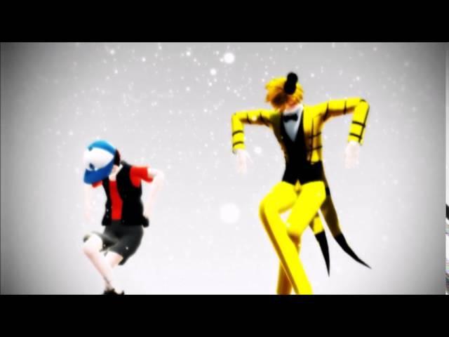 MMD [Gravity Falls] Billdip - Monster