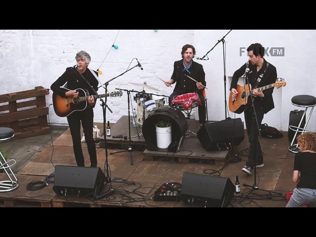 We Are Scientists Buckle (live acoustic) | FluxFM MorningShowcase