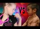Evnika saadvakass vs ryusei imai amazing Kids training