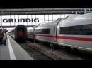 EuroCity EC87 München Hbf - Venezia Santa Lucia - From Munich to Venice by Train