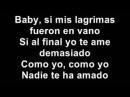 Bon Jovi - Como yo nadie te ha amado. (Con la letra)...