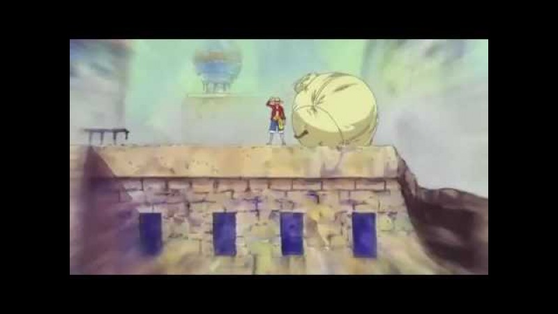 Luffy vs Pacifista (BR)